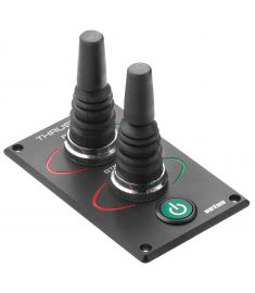 Panel 2 joysticks 5 pos for hydr bowthruster